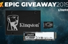 Day 30: Win a Kingston SSD upgrade bundle