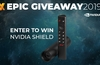 Day 20: Win an Nvidia Shield TV