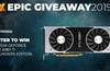 Day 1: Win an Nvidia GeForce RTX 2080 Ti