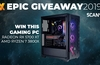 Day 31: Win a Scan 3XS Gamer XT iCUE gaming PC