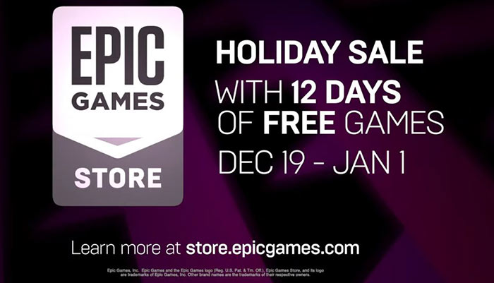 Epic's 12 days of free games starts Thursday - PC - News - HEXUS.net