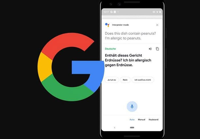 Google Assistant real-time interpreter comes to phones