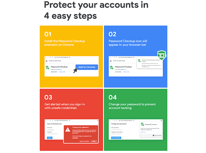 Google launches Password Checkup Chrome extension - Software