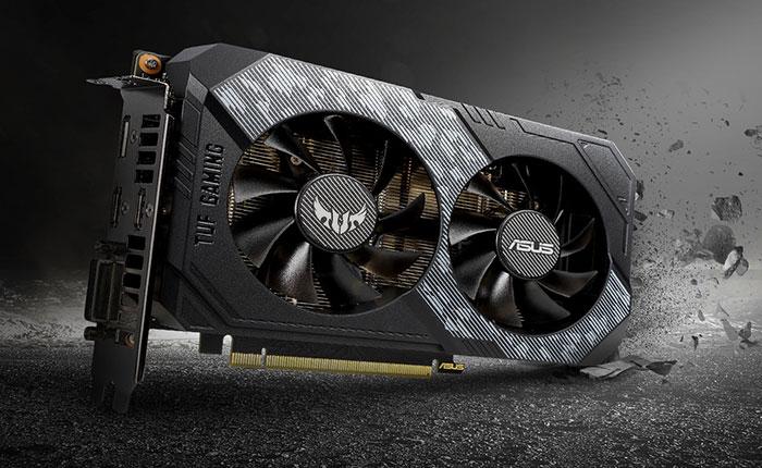 Asus TUF GeForce RTX 2060 6GB GDDR6