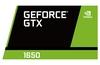 Nvidia GeForce GTX 1650 packaging artwork leaked