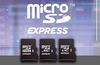 MicroSD Express integrates PCIe and NVMe for up to 985MB/s