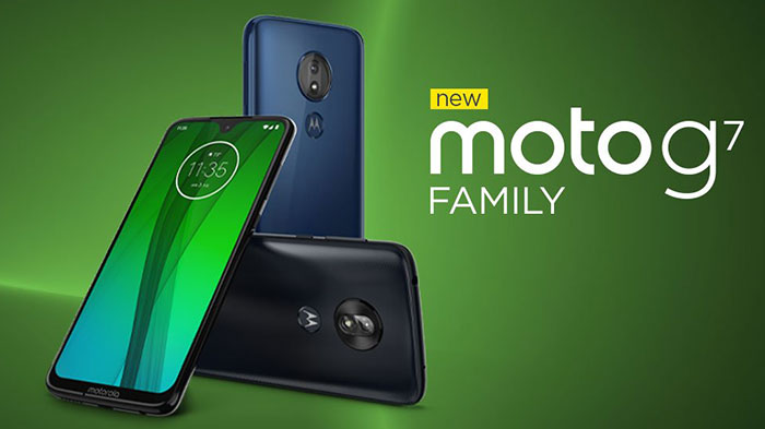 Moto G7 plus takes the Geekbench test hours ahead of launch""