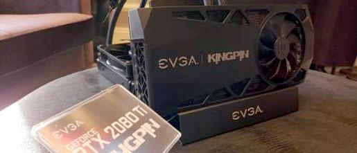 KingPin breaks single-GPU 3DMark Port Royal record - Graphics - News