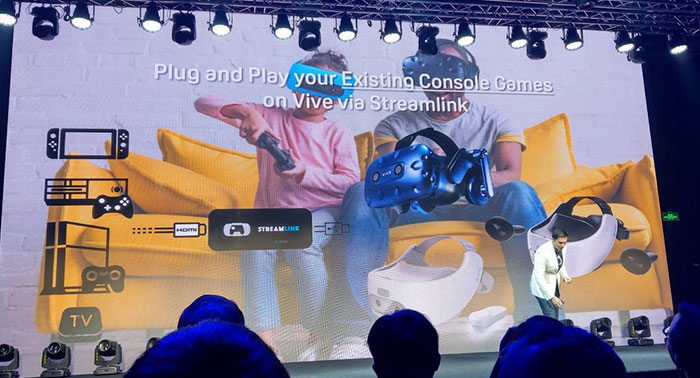 HTC Vive Focus Plus headset arrives mid-April | newkerala.com #118065