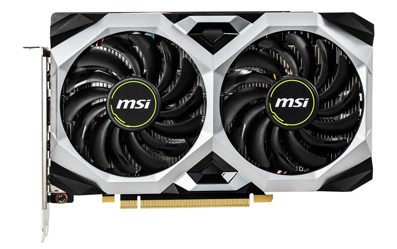 Review: MSI GeForce GTX 1660 Ti Ventus XS OC - Graphics