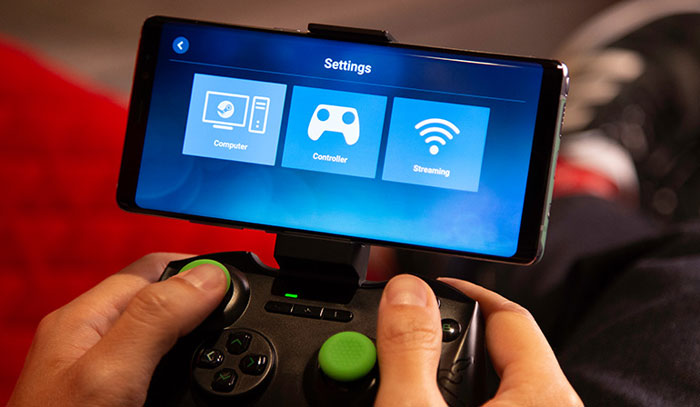 You can now use Steam Link nearly  anywhere