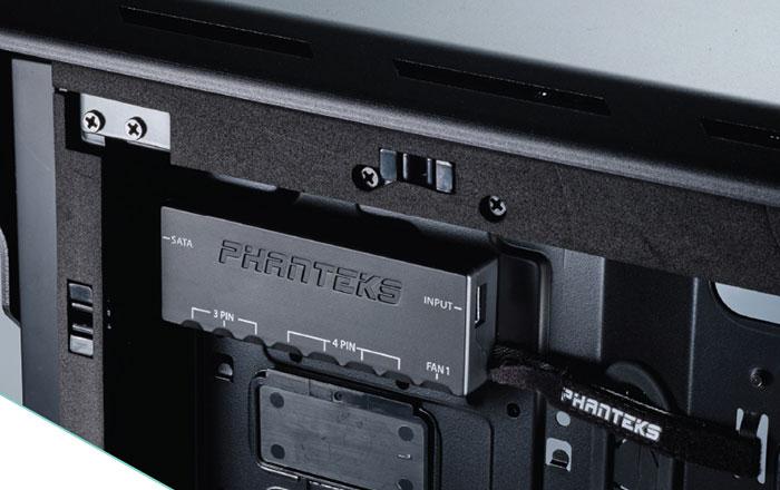Phanteks announces PPWHUB_02 universal fan controller