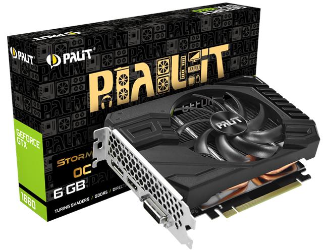 Review: Palit GeForce GTX 1660 StormX OC - Graphics - HEXUS