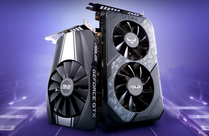 Asus launches TUF and Phoenix GeForce GTX 1660 graphics