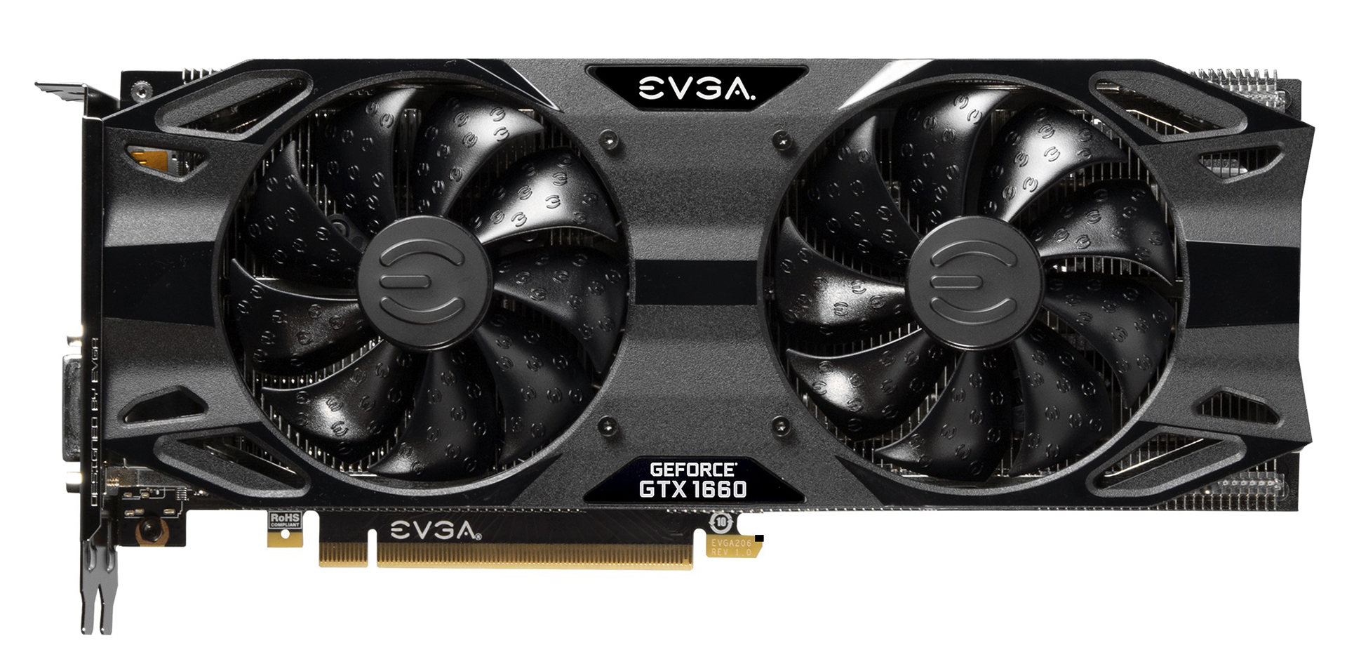 Review: EVGA GeForce GTX 1660 XC Ultra Gaming - Graphics