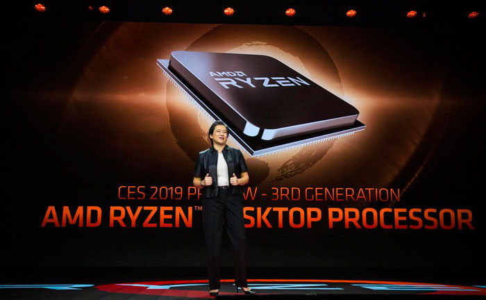 AMD Ryzen 3000 desktop CPU series listed by Singapore