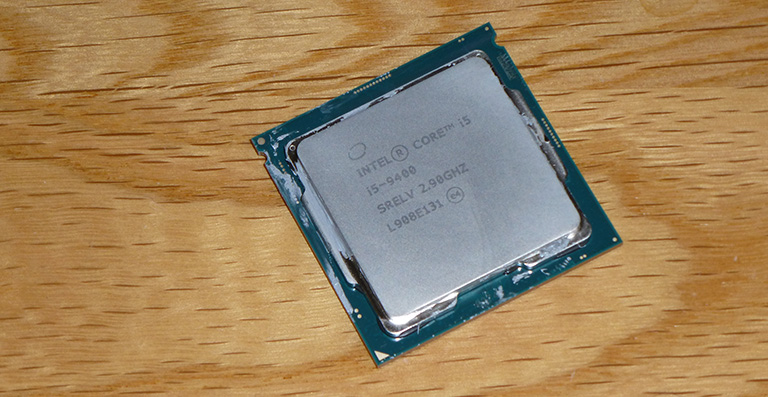 Review: Intel Core i5-9400 - CPU - HEXUS net