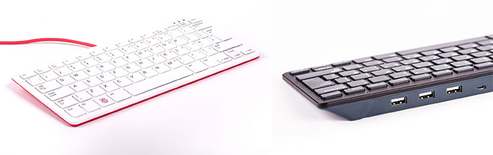 Official Raspberry Pi keyboard and mouse released