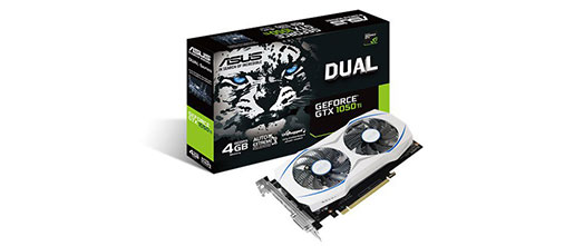 Asus Nvidia GeForce GTX 1650 Ti graphics cards listed by EEC