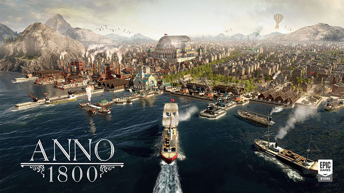 Anno 1800 PC system requirements shared by Ubisoft - PC - News