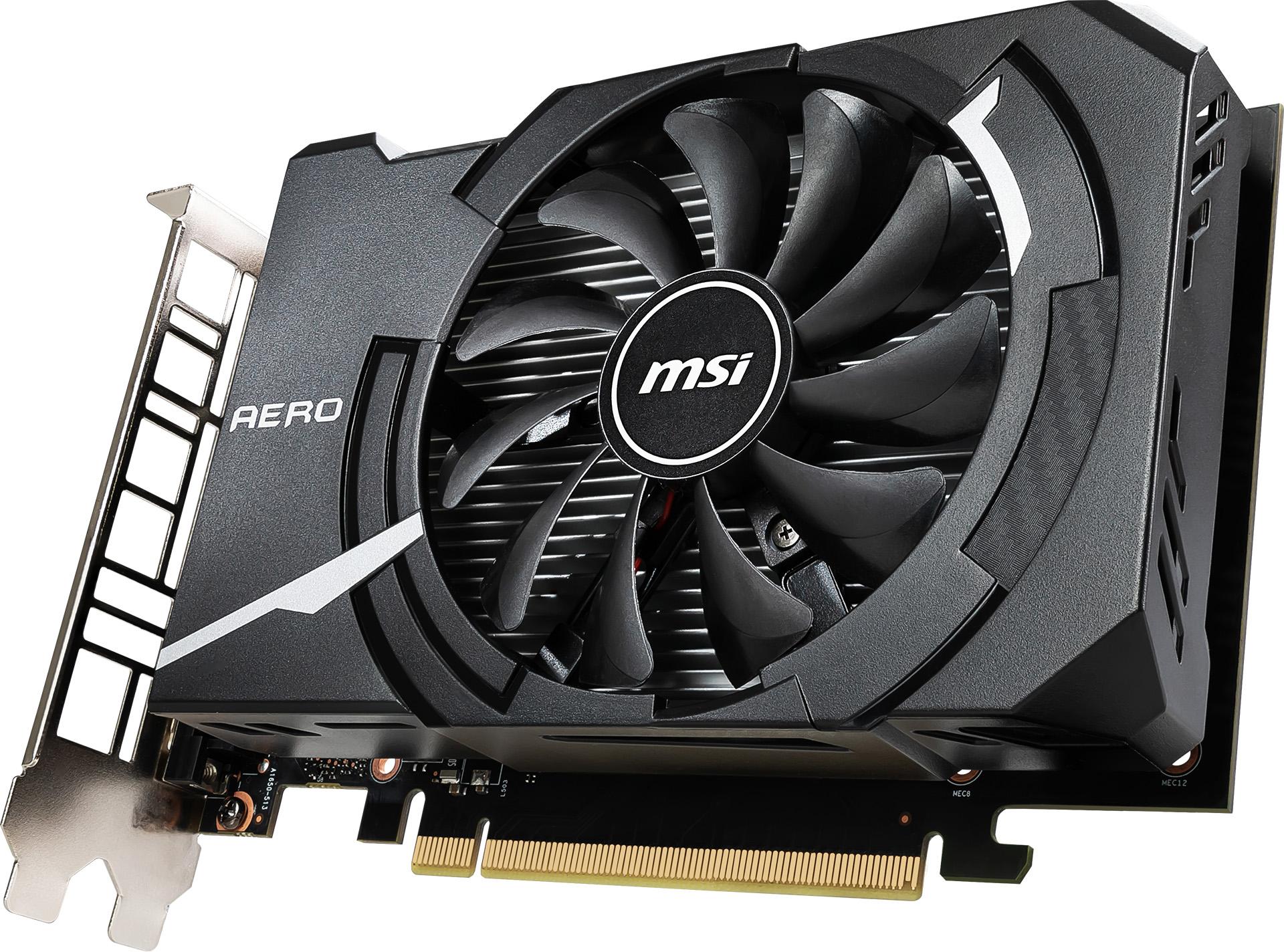 Review: MSI GeForce GTX 1650 Aero ITX OC - Graphics - HEXUS net