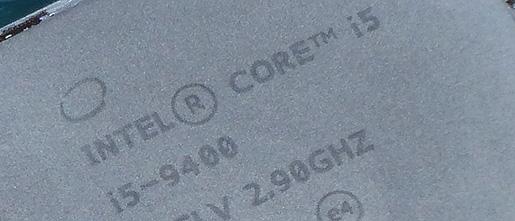 Review: Intel Core i5-9400 - CPU - HEXUS net