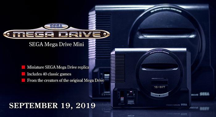 Sega Mega Drive (Genesis) Mini pre-orders begin - Hardware
