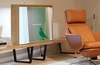 Panasonic showcases transparent OLED TV concept