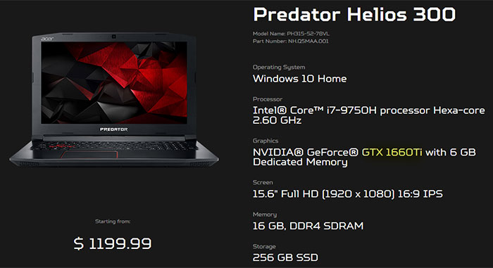 Nvidia teases GeForce GTX 16 series gaming laptops - Graphics - News