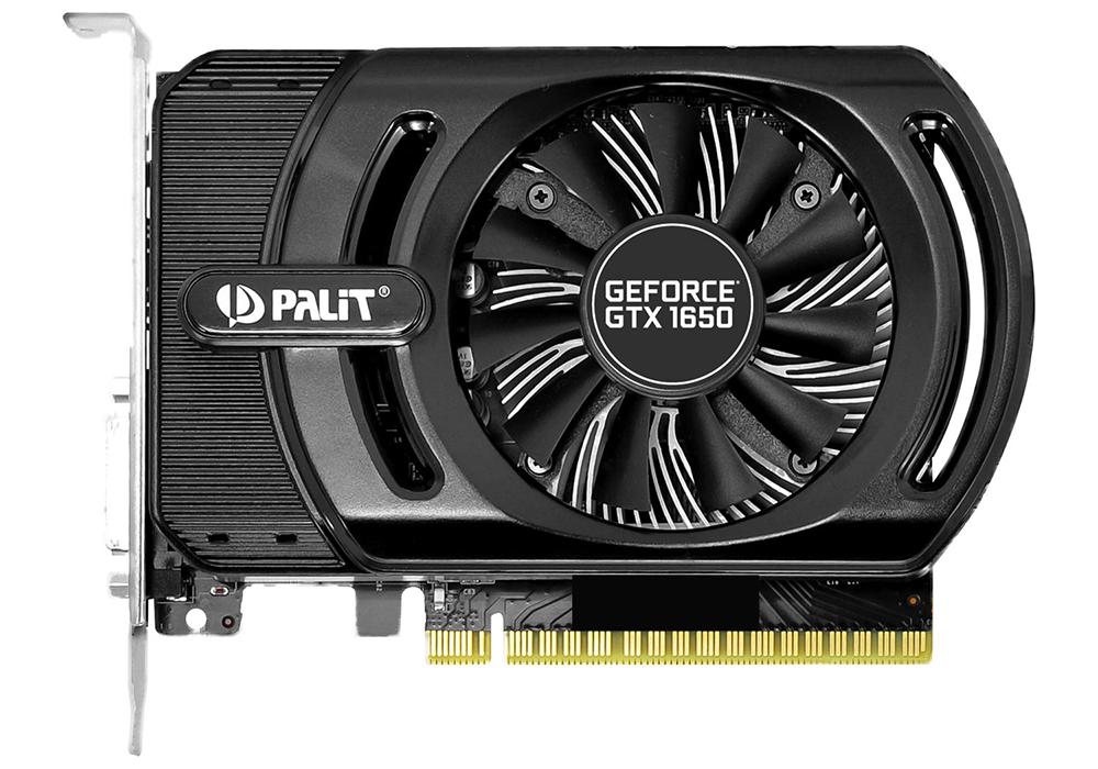 Review: Palit GeForce GTX 1650 StormX OC - Graphics - HEXUS net