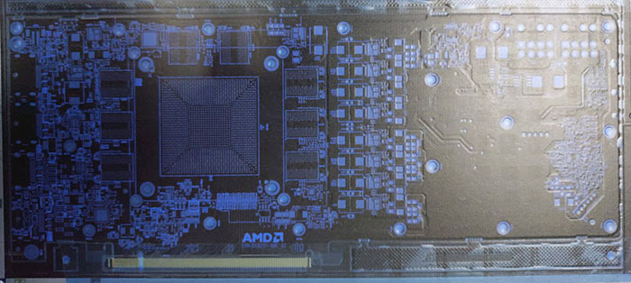 Alleged AMD Navi graphics card PCB photos shared - Graphics - News