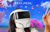 Feelreal multisensory VR mask gets funded within an hour