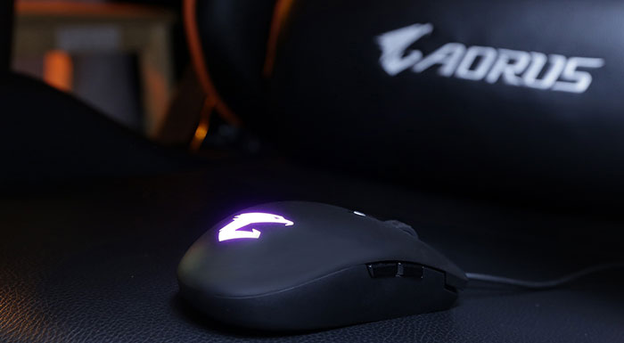 a1faa85dff2 Gigabyte launches the Aorus M2 Gaming Mouse at £21.99 - Peripherals ...