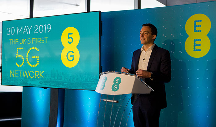 666958e79b337a EE says it will launch UK's first 5G service on 30th May - Service ...