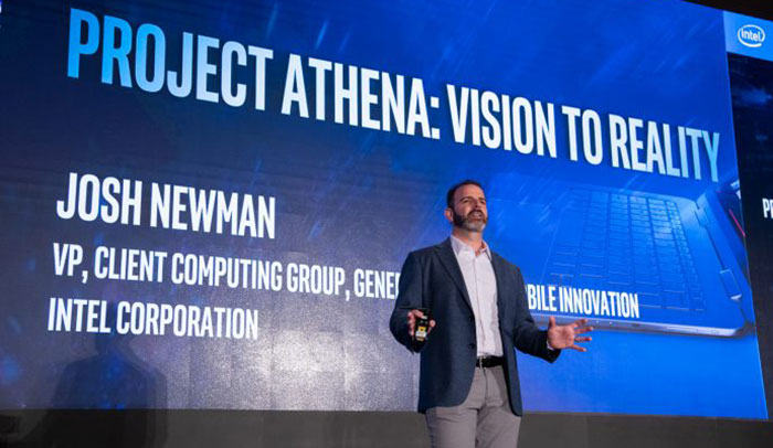 Intel's Project Athena aims for more efficient laptops