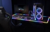 Thermaltake releases its Level 20 RGB Battlestation Gaming Desk