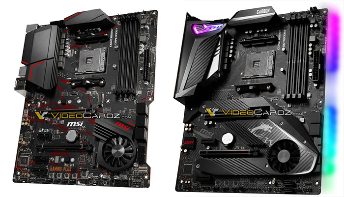 Gigabyte 300 and 400 Gigabyte motherboards update BIOS updates