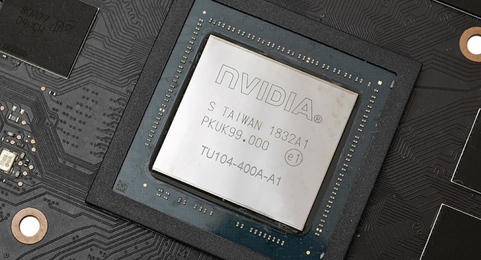 Non-A die Nvidia RTX 2080 & 2070 Turing GPU distribution ceases