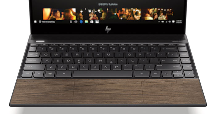 HP and EKWB bring real wood to their wares - Laptop - News