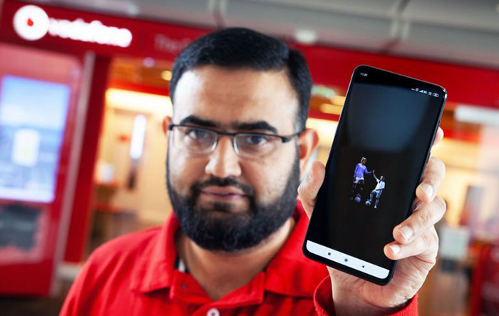 Vodafone UK will launch its 5G network on 3rd July 2019