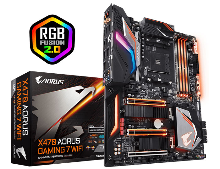 Gigabyte AMD 300- and 400-series motherboard BIOS updates