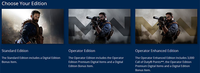 Call of Duty: Modern Warfare arrives on 25th October - PC - News