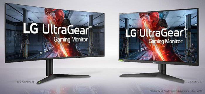 LG launches UltraGear Nano IPS 1ms GtG gaming monitors
