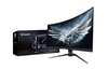 Gigabyte launches 1500R Aorus CV27F gaming monitor