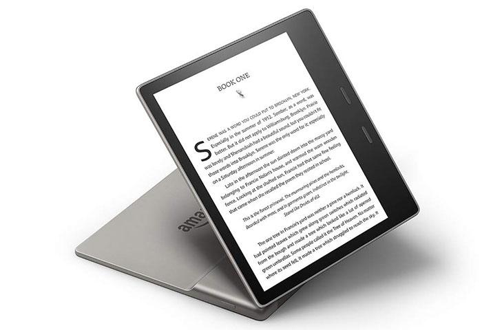 Amazon prepares Kindle Oasis with colour temp adjustment
