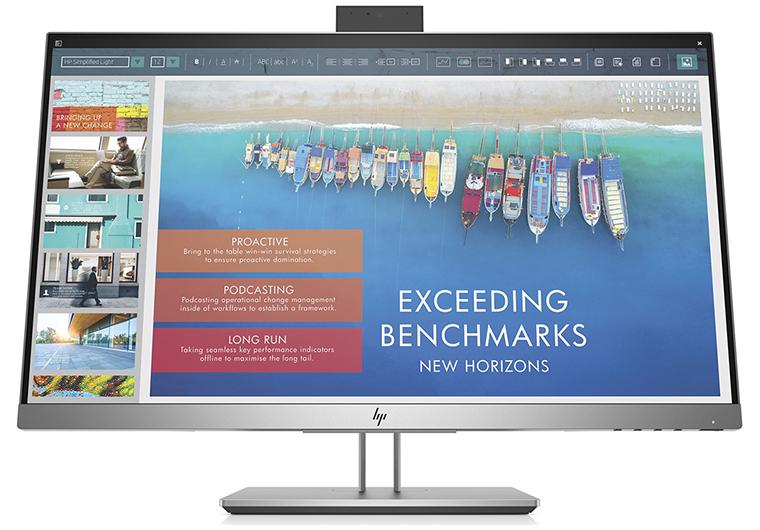 Review: HP EliteDisplay E243d - Monitors - HEXUS net