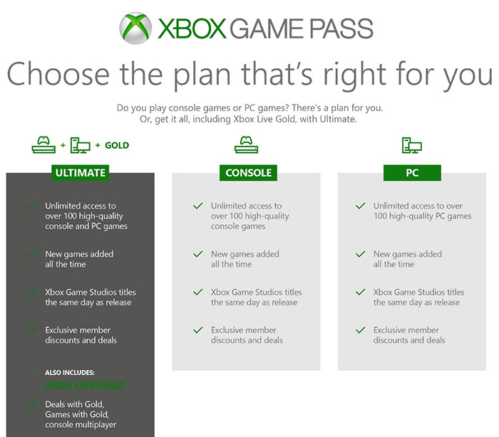 Xbox Game Pass Ultimate combines Gold and games for $15 a ...
