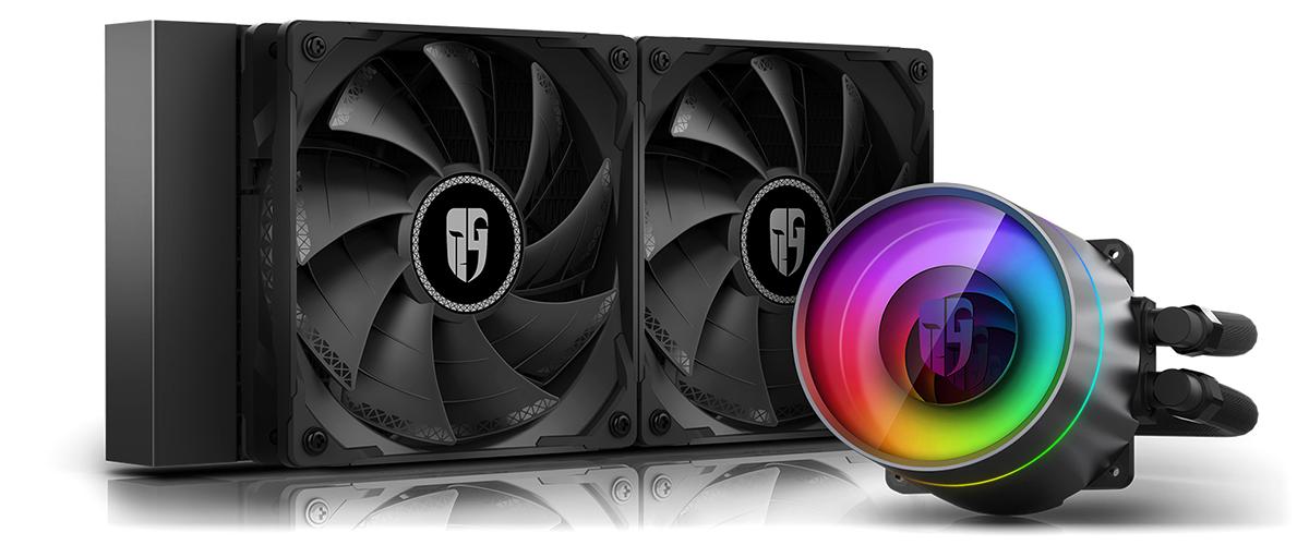 Review: Deepcool Gamer Storm Castle 240 EX - Cooling - HEXUS net