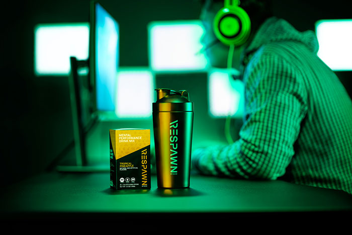 Respawn By Razer Is A Caffeine Laced Energy Drink For