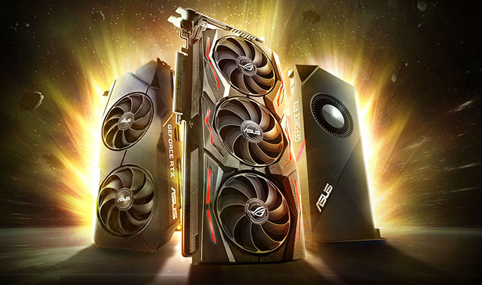 Asus launches nineteen GeForce RTX Super graphics cards